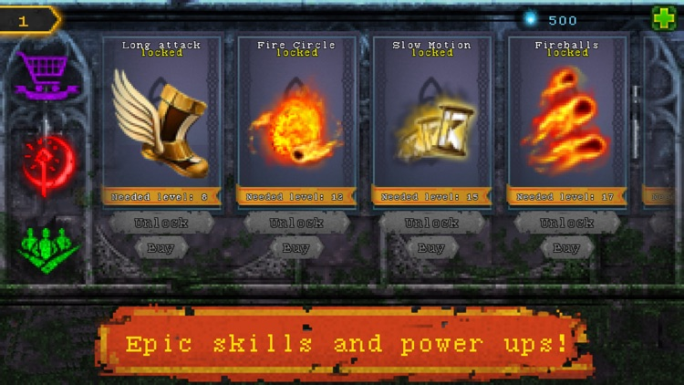 Fantasy Slash screenshot-3
