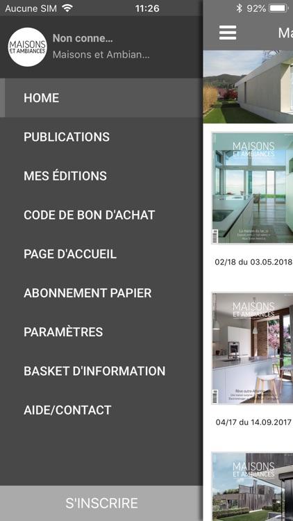 Maisons et Ambiances screenshot-4