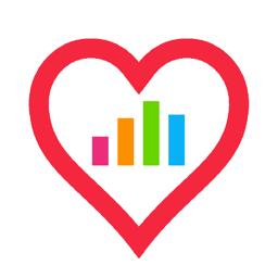 Ícone do app Dashboard for Apple Health App