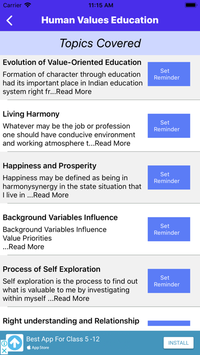 Human Value Ethics | Apps | 148Apps