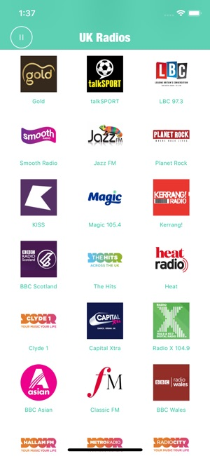 UK Radios (Radio British FM) on the App Store