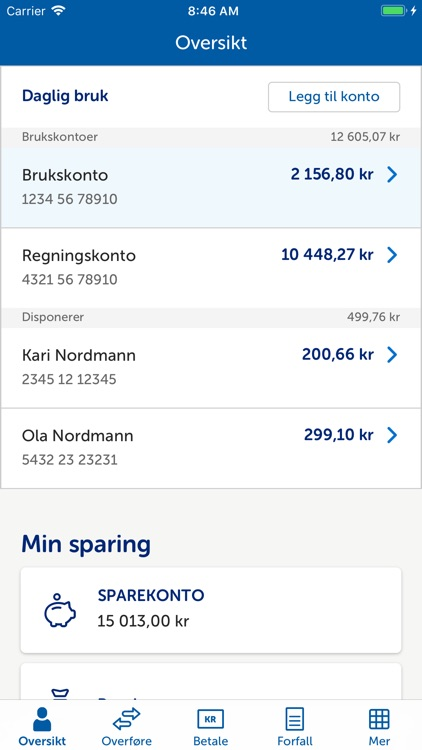 Mobilbank screenshot-1