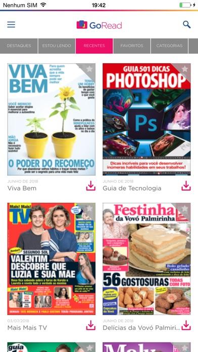 Baixar GoRead - Revistas Digitais para Android