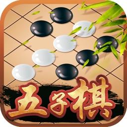 中国五子棋-经典小游戏