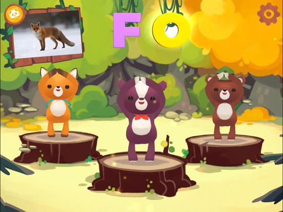 Square Panda 小熊体操