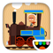 App Icon for Toca Train App in France IOS App Store
