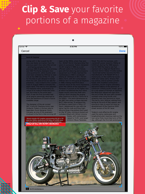 Bike SA (Magazine) screenshot 6
