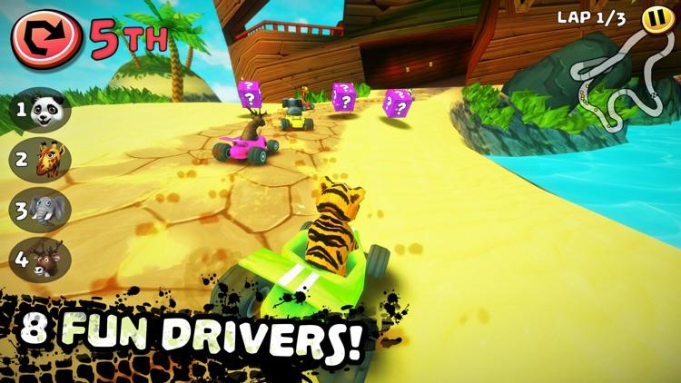 Safari Kart screenshot-0