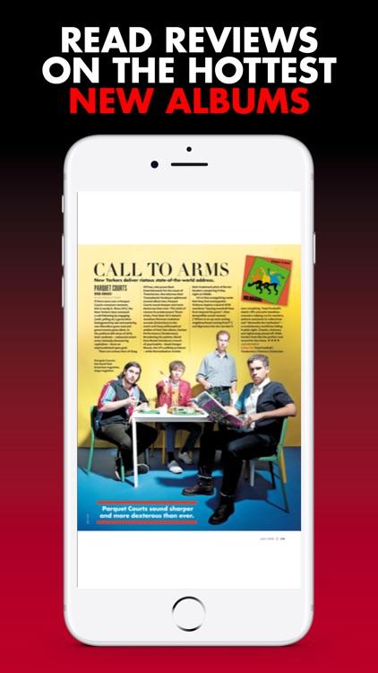 Q: The Biggest Music Magazine screenshot-3