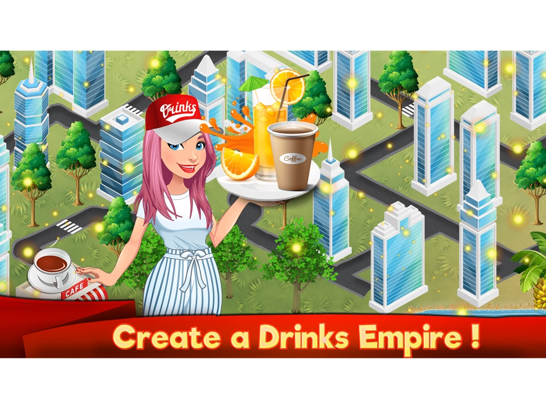 Coffee Shop Juice Drink Tycoon - Online Game Hack and Cheat