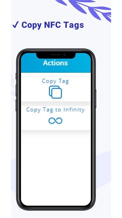 NFC write and read tags screenshot-6