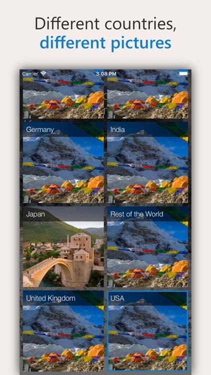 DailyPic — Bing Wallpaper screenshot-3