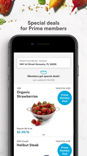 Whole Foods Market on the App Store