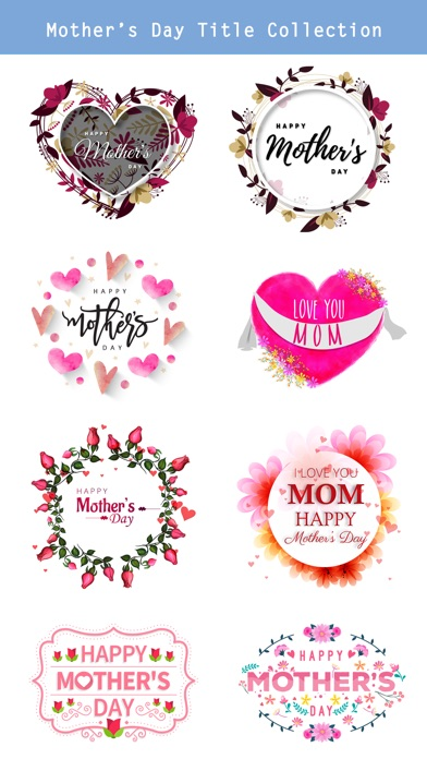 All about Mother's Day Sticker screenshot 2