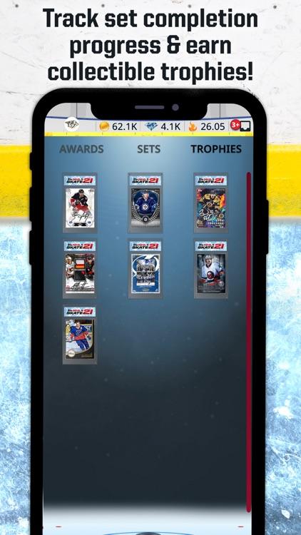 Topps® NHL SKATE™ Card Trader screenshot-6