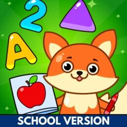 AutiSpark Autism Games: School