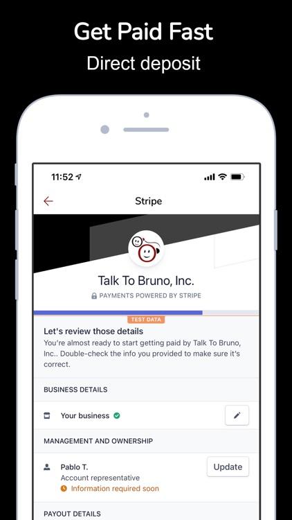 Talk To Bruno: Book Local Pros screenshot-8