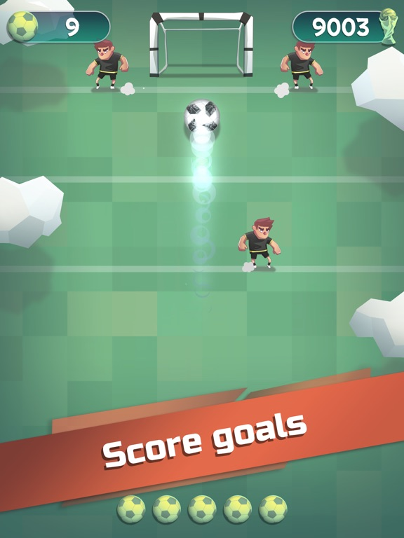 Screenshot 2 Penalty Madness