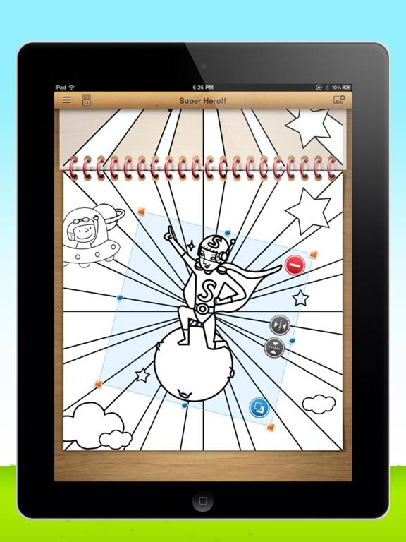 iColoringBook !!! Lite Скриншоты9