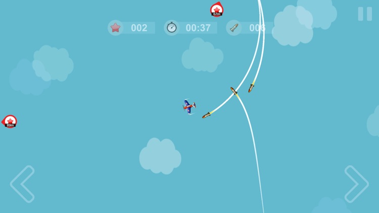 Missile Escape 2018 screenshot-3