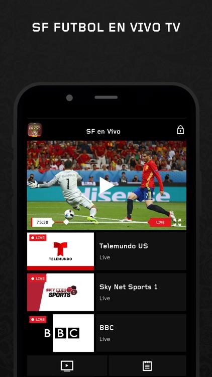 SF Fútbol en Directo TV