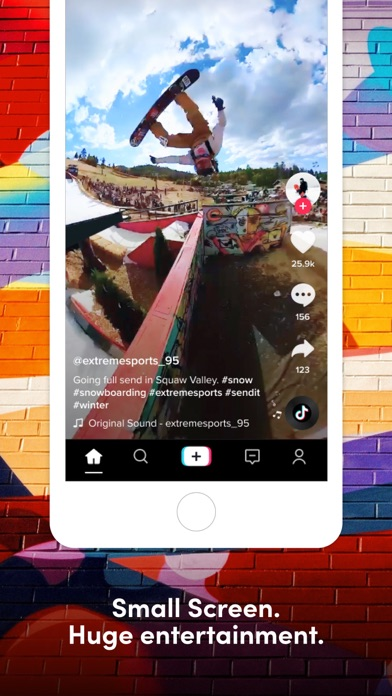 Screenshot 3 of TikTok App