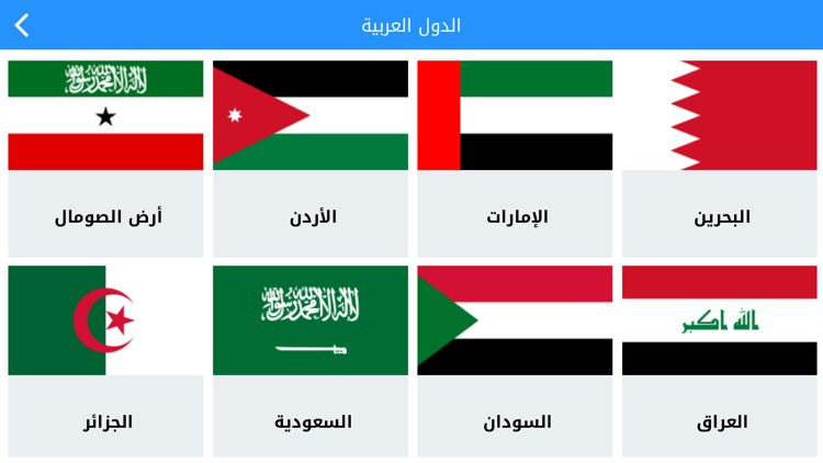 دول العالم World countries screenshot-5