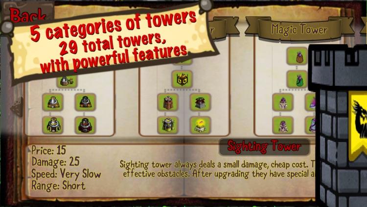 Horde's Chaos - Tower Defense screenshot-5