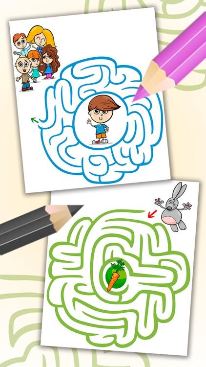 Classic Mazes Brain Games screenshot-4
