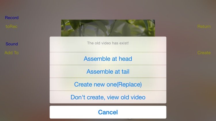 Stop-motion & clips to a movie screenshot-3