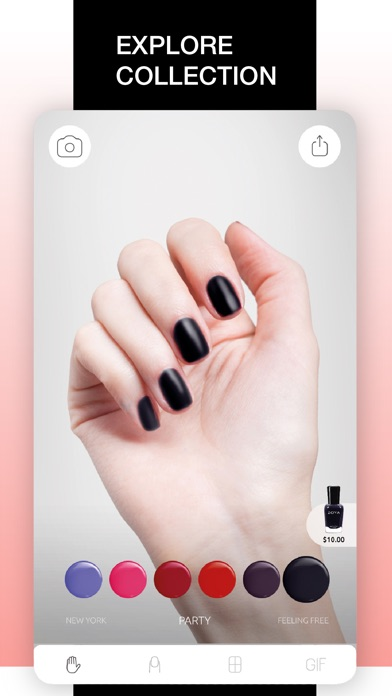 WANNA NAILS — Manicure Try On app image