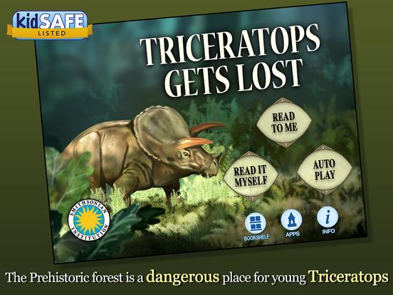 Triceratops Gets Lostのおすすめ画像1