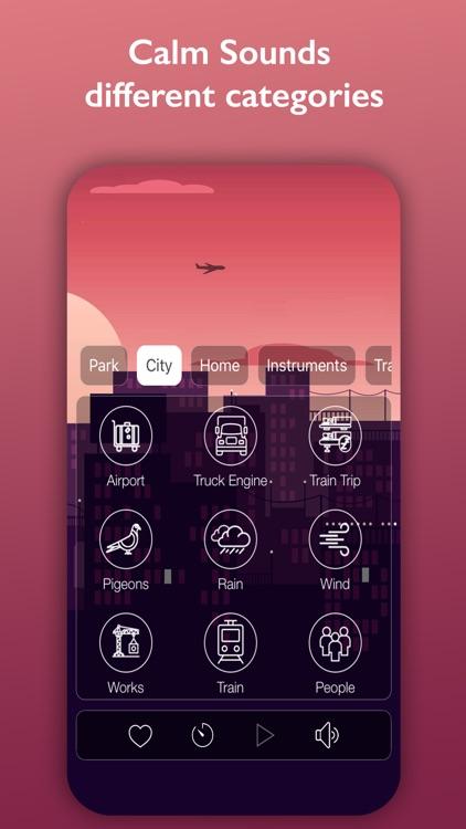 Calm Sounds screenshot-3