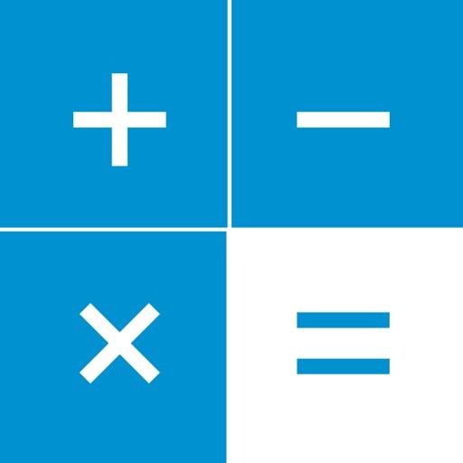 計算機+ 式が見える電卓
