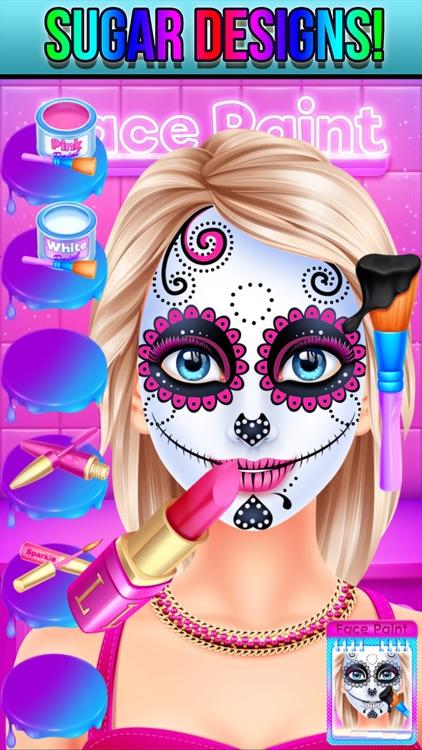 Face Paint & Make - Up Salon screenshot-3