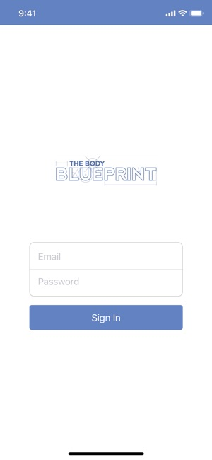 The body blueprint on the app store iphone screenshots malvernweather Images