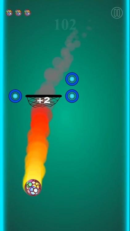 Bongo Dunk - Basketball game screenshot-0
