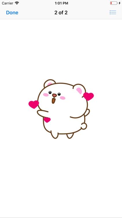 Chubby Polar Bear