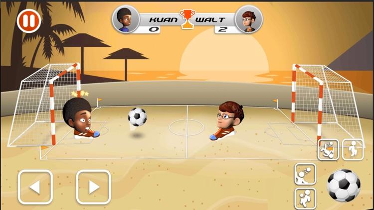 Head Soccer-Play Football