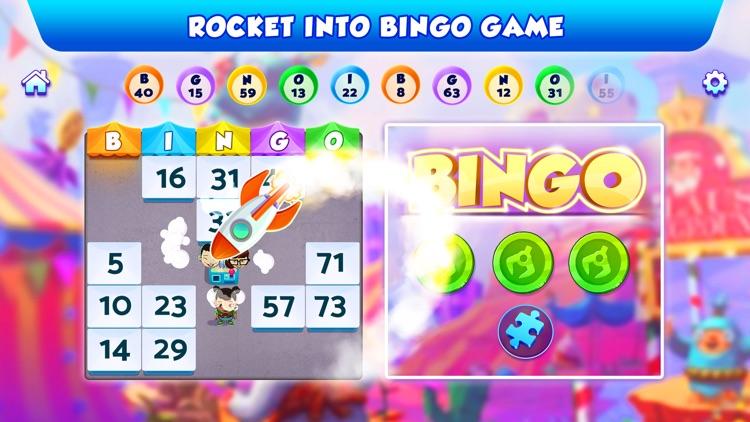 Bingo Bash featuring MONOPOLY