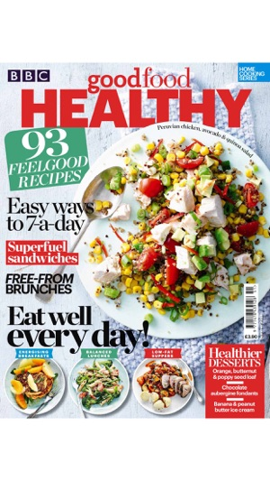Bbc good food home cooking mag on the app store screenshots forumfinder Image collections