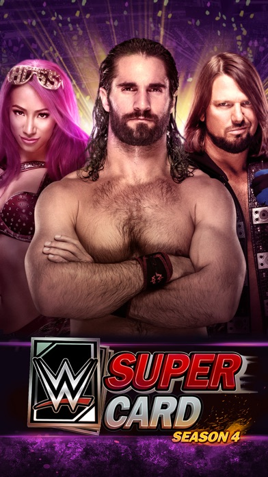 WWE SuperCard app image