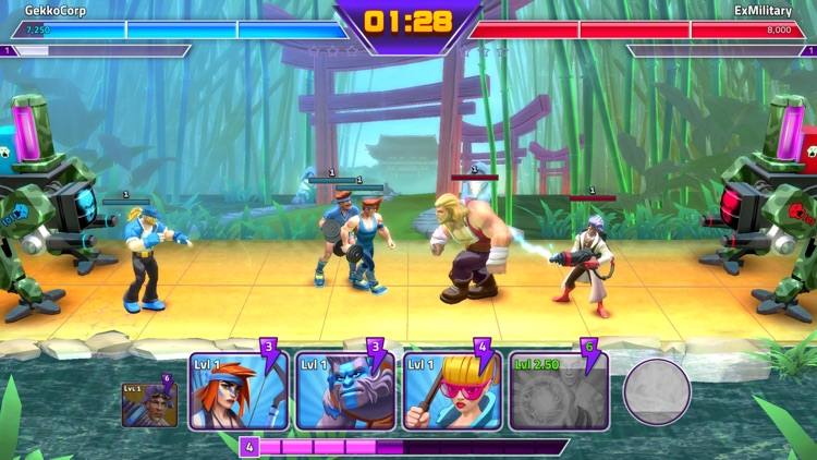Rumble Heroes™ screenshot-5