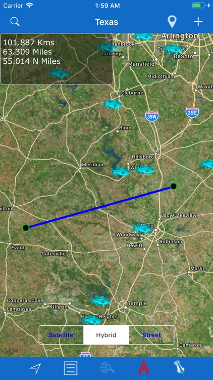 Texas Lakes & Fishes screenshot-3