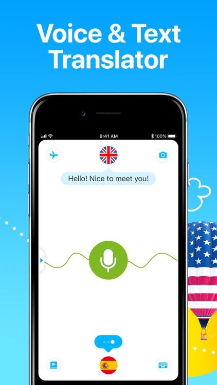 Dialog - Translate Speech screenshot-0