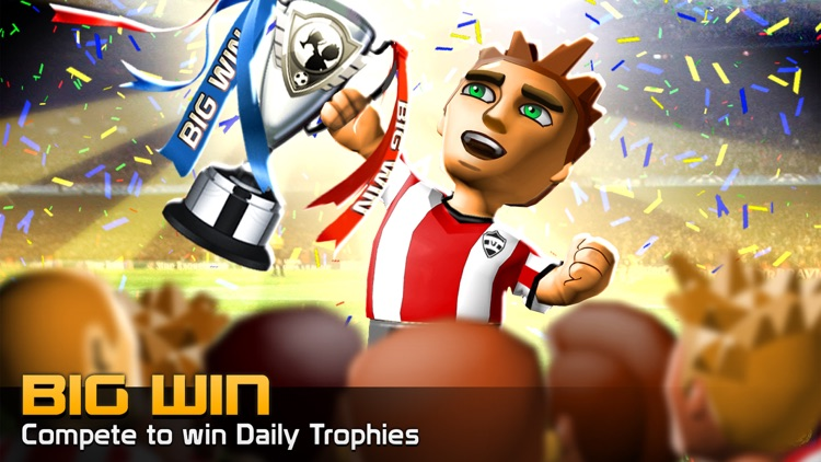 Big Win Soccer: World Football screenshot-3