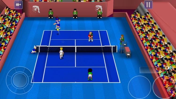 Tennis Champs Returns screenshot-5