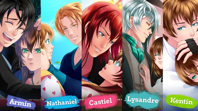 Dating simulation games for iphone