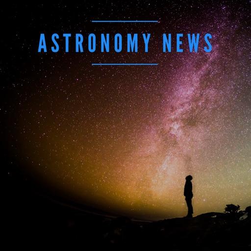 Astronomy & Space News iOS App