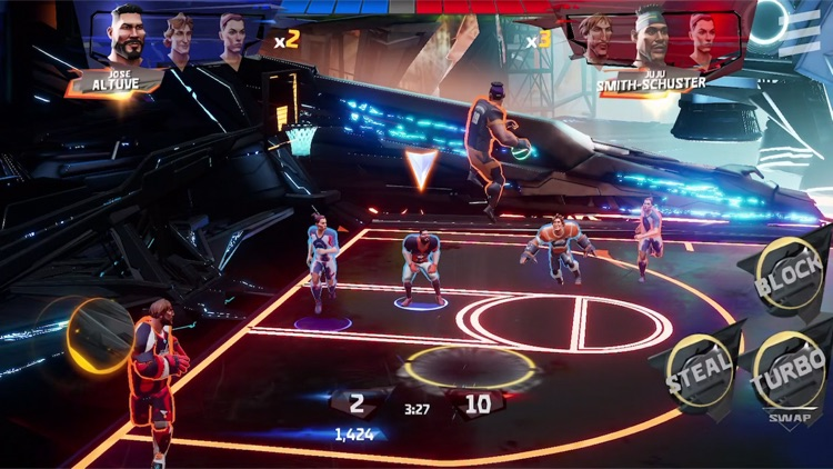 Ultimate Rivals: The Court screenshot-8